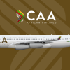 CAA African Airlines Airbus A340-300E | EI-CBC