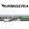 Air Nigeria Boeing 767-300 (2002-2009) | 5N-AGE