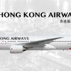 Hong Kong Airways Boeing 777-200   B-HKC