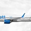 everett A321NEO | N321EX | 2016-