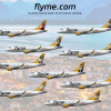 flyme Embraer E175 Series | 2018-