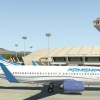 Armenia Aircompany B737-700NG At Yerevan Zvartnots International Airport