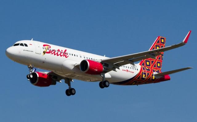 A320 of batik air batik air 1 gallery airline empires a320 of batik air stopboris Choice Image