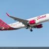 A320 of BATIK AIR TAKE-OFF