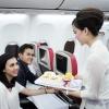 Flight Attendant of Batik Air