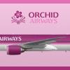 Orchid Airways Boeing 777-200ER Livery (1995-2005)