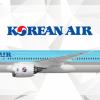 Korean Air Boeing 787-9 Livery