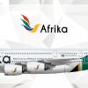 Afrika A380-800 Livery