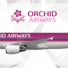 Orchid Airways A320-200 Livery