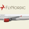 FlyNordic Airbus A320