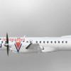 FlyViking Regionalflyg SAAB 2000