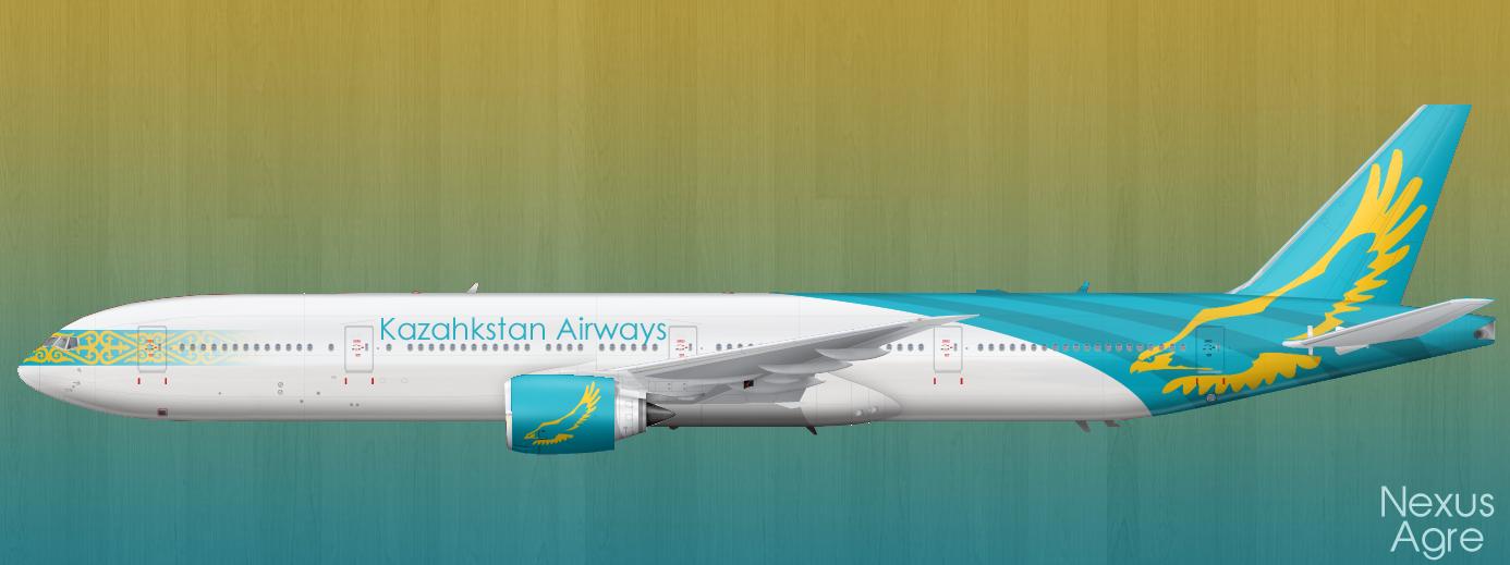 Kazahkstan Airways