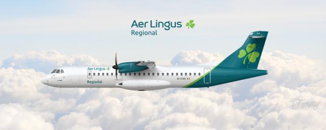 Aer Lingus Regional / ATR 72-600