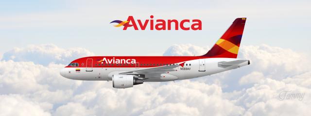 Avianca / A318