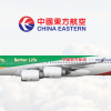 China Eastern Airlines / Airbus A340-600