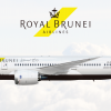 Royal Brunei Airlines / Boeing 787-8