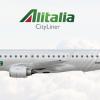 Alitalia CityLiner / Embraer E190