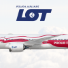 LOT Polish Airlines / Boeing 787-9