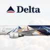 Delta Air Lines (2002 Olympics) / Boeing 757-200