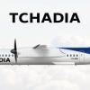 Tchadia Airlines / Bombardier Q400
