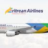 Eritrean Airlines / Airbus A320
