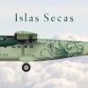 Islas Secas / DHC 6-300 Twin Otter