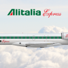 Alitalia Express / Embraer ERJ 145