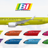 Braniff / Airbus A220-300