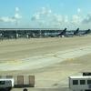 Row of A330's
