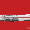 3. Hawker Siddeley HS748 | N103IX
