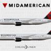 6. Boeing 787-8, Boeing 787-9 Dreamliner | N787MA, N809MA