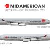 4, 5. Airbus A340-300   N207MD