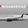 "6. Boeing 737-700 ""Commitment to Alaska""   N972NS"