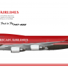 4. Boeing 747-400 | N121MA