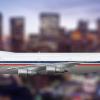 Envoy American Boeing 747-141 1970s livery