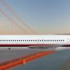 Envoy American McDonnell Douglas MD-81 Standard Livery