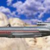 """Envoy American Boeing 727-141 """"American Pride"""""""