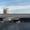 Envoy American Boeing 767-223. Gunmetal Gray livery
