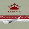 Evinair Embraer E190