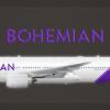 Bohemian Boeing 777-200