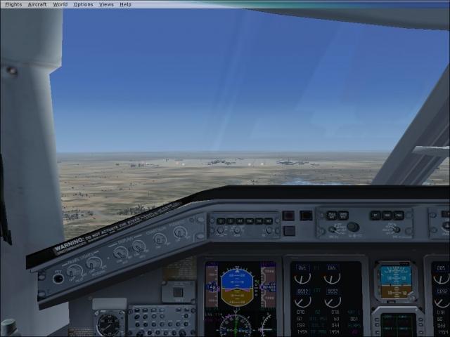 ERJ-145 cockpit - bAnderson- FSX - Gallery - Airline Empires