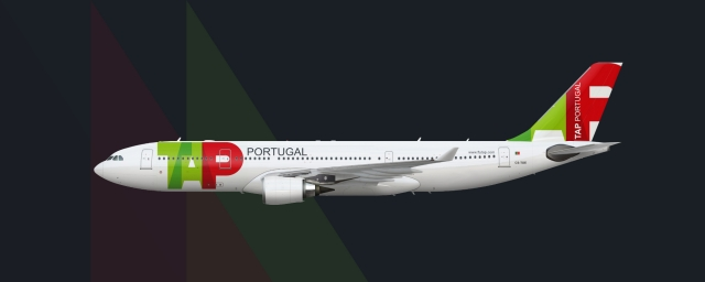 Airbus A330 200 Tap Portugal Real Life Liveries Made By