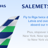 """Salemetsiz Be, Riga!"" Baltijas - Kazakh Airways Partnership 2019"