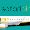 SafariAir Livery by Chriz and Digital Project