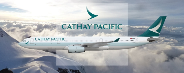 Airbus A330-300 Cathay pacific new livery - Real airlines