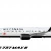 AC 737 MAX 8