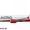 Acro 737 MAX 8