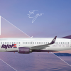 loJet Boeing 737-300 Norway Livery
