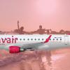 "Savair Embraer E175 ""Bawtry"""
