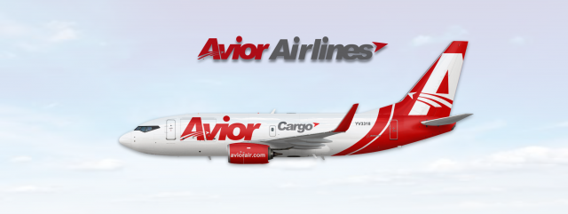 Boeing 737-700SF Avior Airlines Cargo